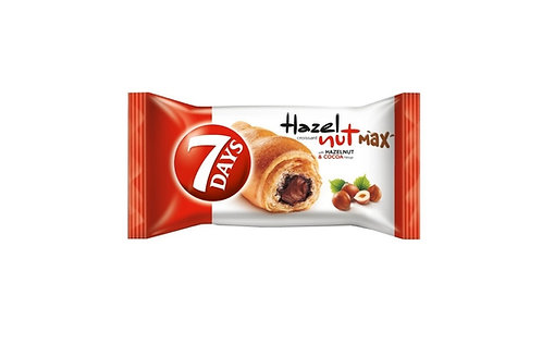 7 Days - Hazelnut & Cocoa fillings