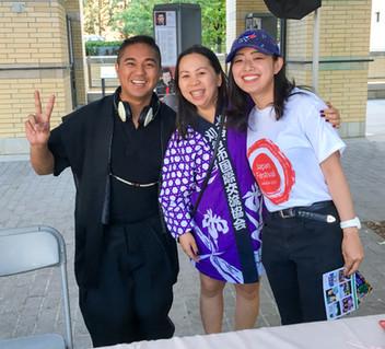 01_2019 Princess Takamado visit and Japa
