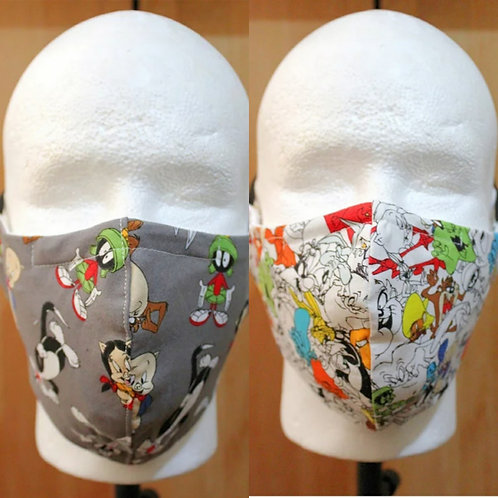 Luney Toons Character Cloth Mask