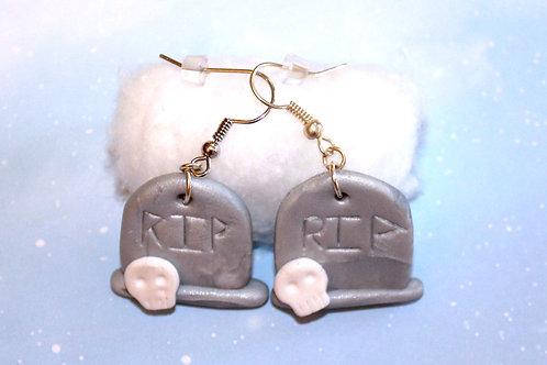 R.I.P. Earrings