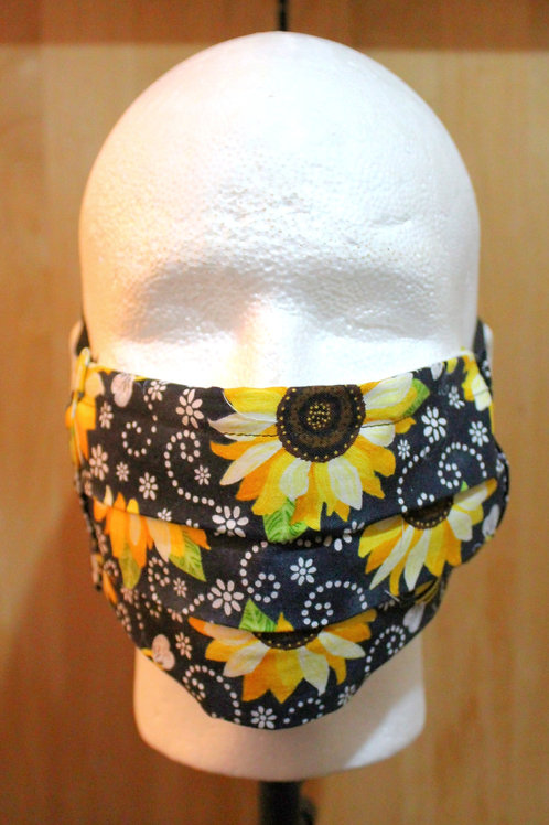 Sunflower Cloth Mask