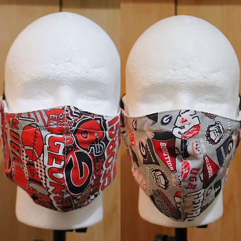 UGA Cloth Mask