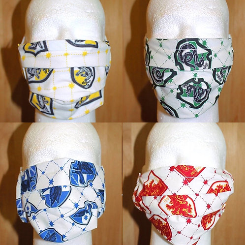 Wizard & Witch Cloth Mask