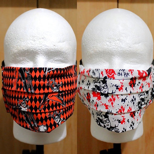 Harly Q. Cloth Mask