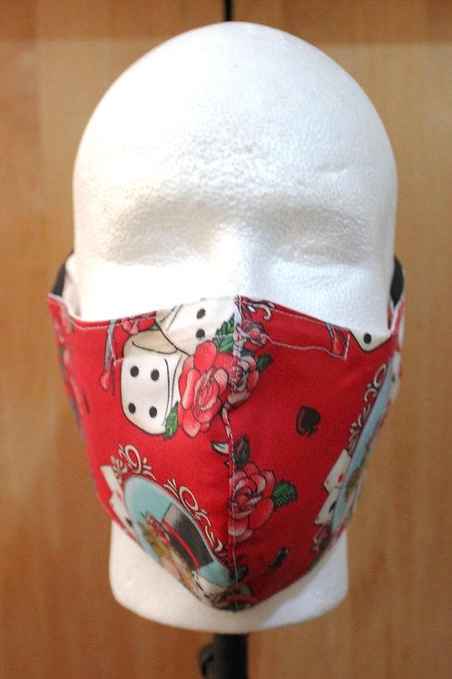 Tattoo Theme Cloth Mask