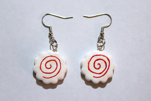 Naruto Maki Earrings