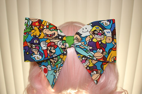 Retro Game Bow
