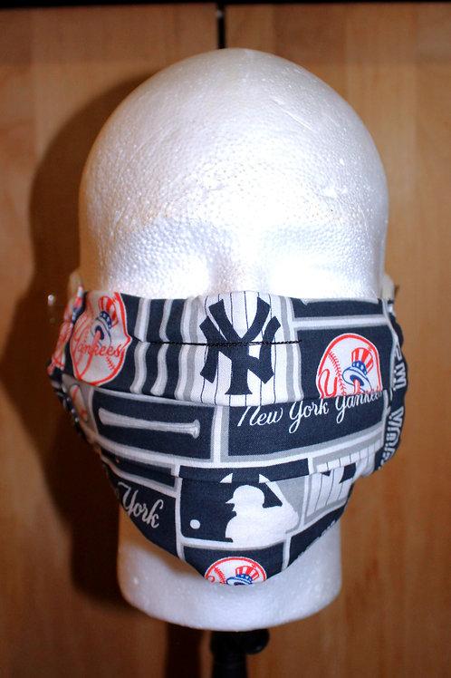 New York Yankees Cloth Mask