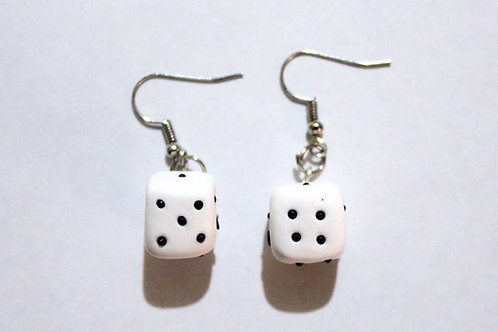 Kawaii DiceEarrings