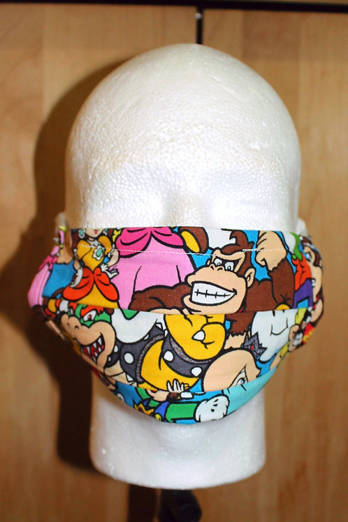 Gamer Cloth Mask