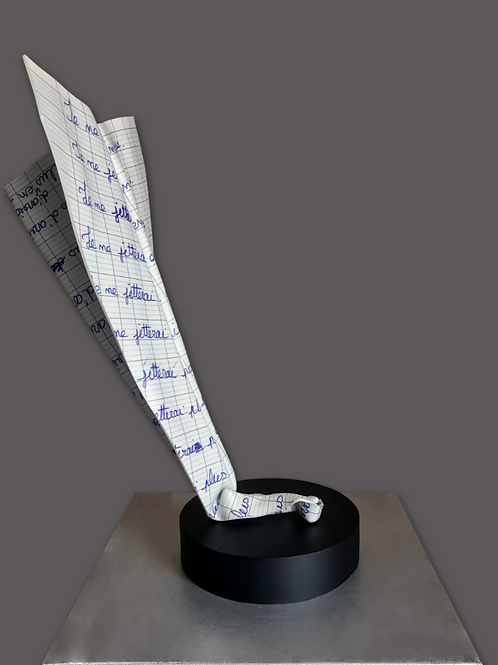 Paper Plane Note Book