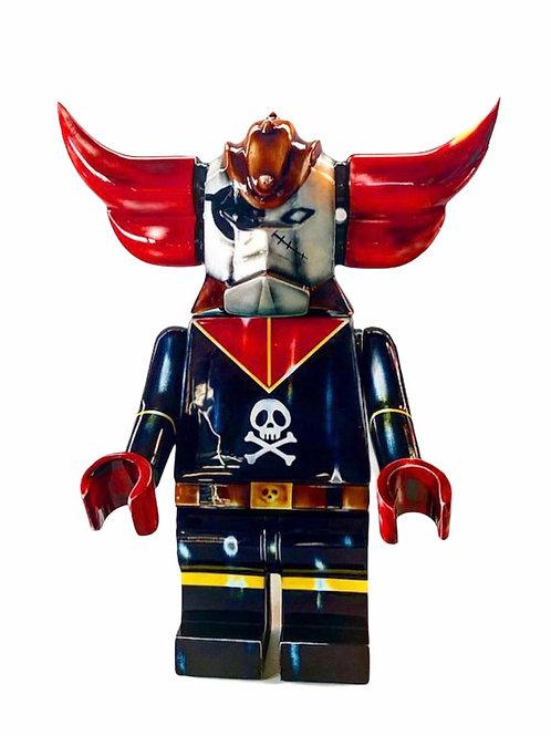 Goldorak Pirate