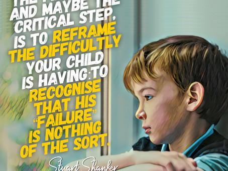 Reframe the Behaviour