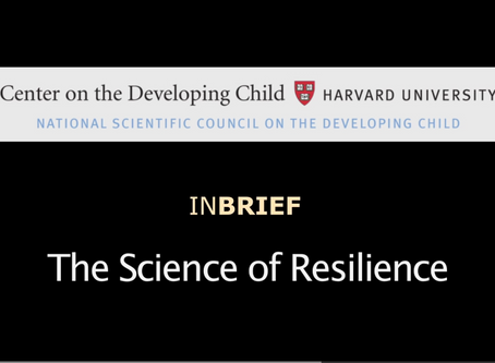 The Science of Resilience