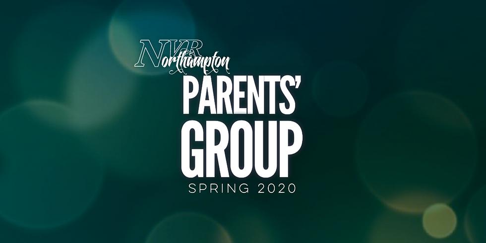 NVRnorthampton Spring 2020 Parents' Group