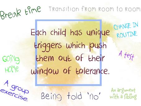 The Window of Tolerance