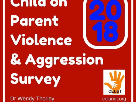 2018 Child to Parent Violence & Aggression Survey