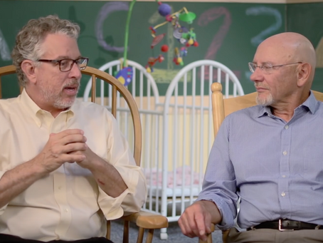 Dr Bruce Perry & Dr Jim Garbardino Talk Babies