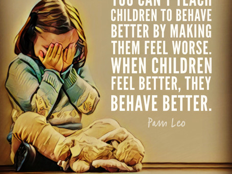 When children feel better, they behave better