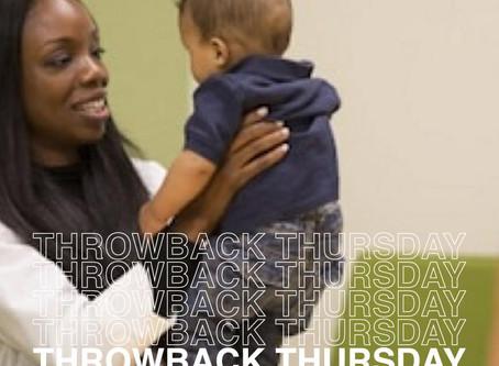 Throwback Thursday - ACEs