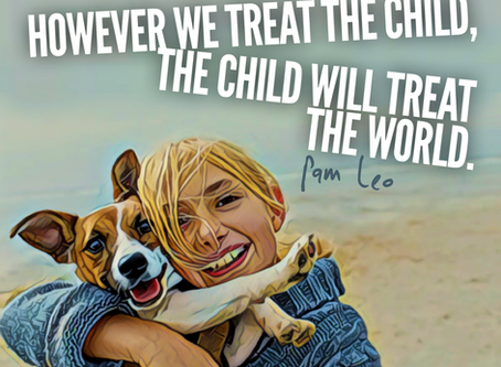 Children will become what they are told they are