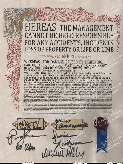 Replica Contract