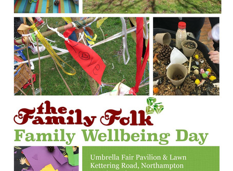 Family Wellbeing Day - 7 May 2018