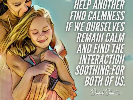 Finding calmness