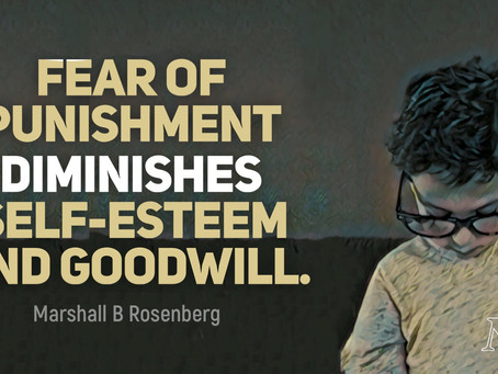 Fear of punishment