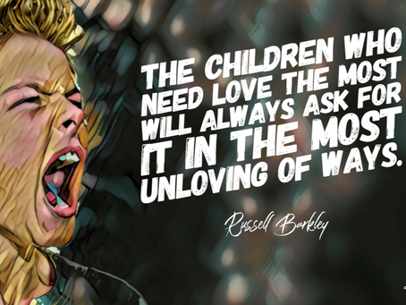 Children who need the most love...