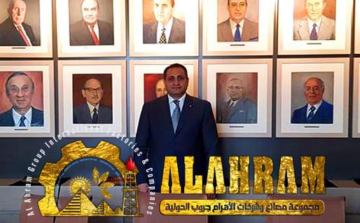 إعلام القاهرة والأهرام جروب الدولية باللجنة الإستشارية لدعم السلام العالمي