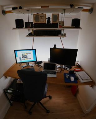 Desk & Back light