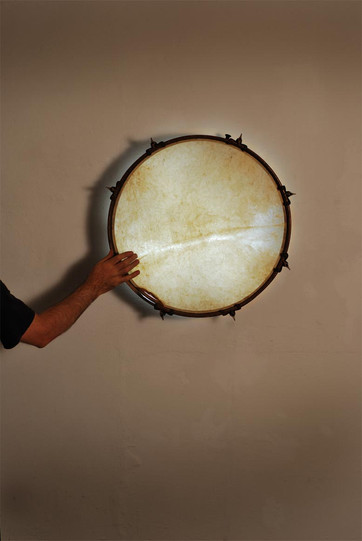 Sound Reactive Drum Light
