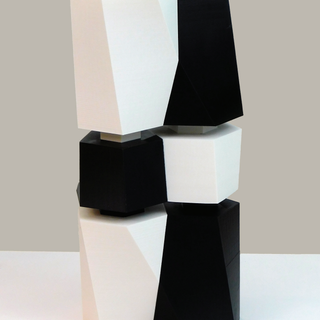 The Scutoid Series Scutoid / 3d-print on