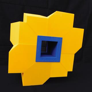 The Scutoid Series Scutoid _ 3d-print on