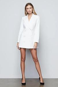 Good American Exec Blazer Dress at Jolie