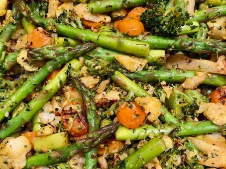LiYa Life Meals - Asparagus