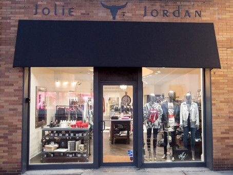 Fashion and Style from Jolie Jordan Boutique