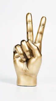Peace Hand in Gold.jpg