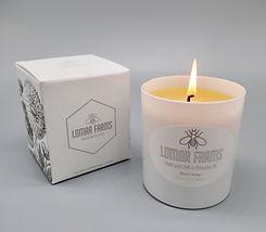 Lomar farm white candle.jpg