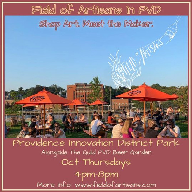 Field of Artisans  in the PVD Innovation District
