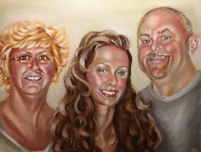 Curtain Family