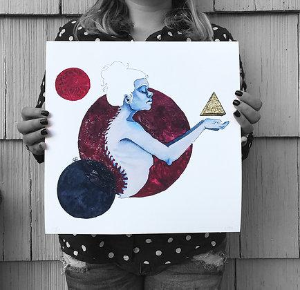 Balance - Limited Edition Print
