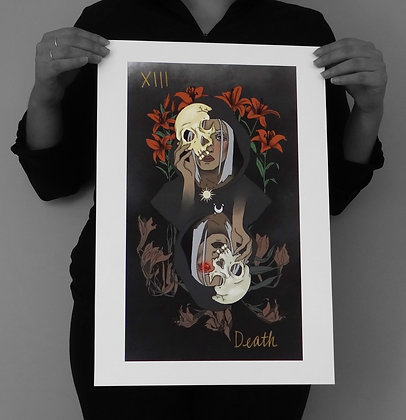 Death - Prints