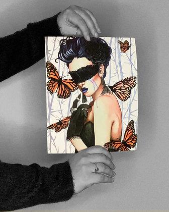 Metamorphosis Print
