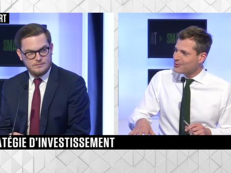 B Smart & Avant-Garde Investment - point marché