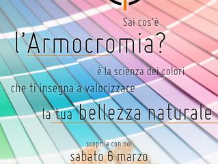 Sai cos'è l'Armocromia?