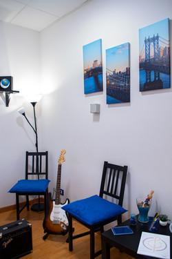 Aula blu