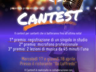 Cantest: il contest per cantanti