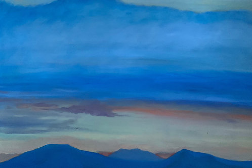SW Sunset by Susan Silvera
